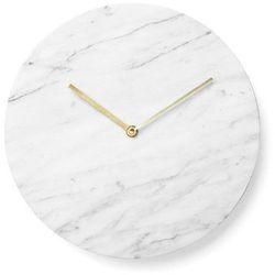 Zegar ścienny Marble Carrara, kolor Zegar