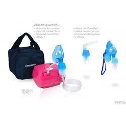 Inhalator cn 116 - do pracy ciągłej kolor malinowy wyprodukowany przez Omnibus