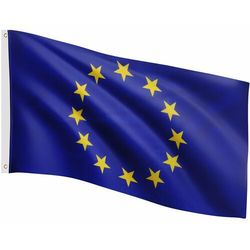 Flagmaster ® Flaga europy unii europejskiej 120x80 cm na maszt - europy
