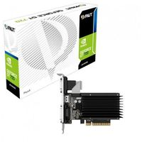 Palit GeForce CUDA GT710 2GB DDR3 64Bit DVI/HDMI/CRT BOX, 477749