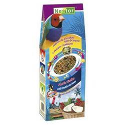 Nestor  pokarm mała egzotyka owoce, kokos 700ml, kategoria: pokarmy dla ptaków
