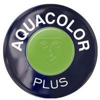 Kryolan AQUACOLOR PLUS (LIGHT GREEN) Farba do makijażu ciała - LIGHT GREEN (1102)