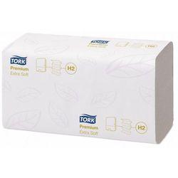 Tork Ręcznik papierowy w składce wielopanelowej xpress premium biały bardzo miękki