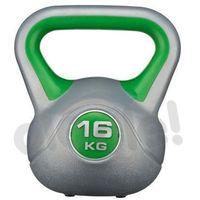 York Fitness Kettlebell 1x 16kg - produkt w magazynie - szybka wysyłka! (0014961100082)
