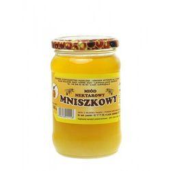 Miód mniszkowy nektarowy 540g Rodzinna Pasieka Sudnik (miód)
