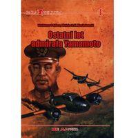 Ostatni lot admirała Yamamoto, oprawa twarda
