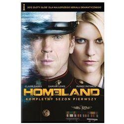 Homeland - sezon 1 ( 4DVD) - Jay Roach - produkt z kategorii- Seriale, telenowele, programy TV