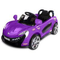Caretero  toyz samochód na akumulator dziecięcy aero purple