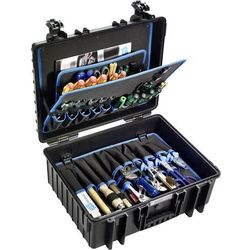 B & w international Walizka narzędziowa bez wyposażenia, uniwersalna  117.18/p (sxwxg) 510 x 419 x 215 mm (4031541705983)