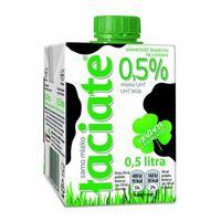 Mleko ŁACIATE 500ml. 0,5% op.8