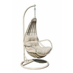 krzesło wiszące dakota, szare marki Rojaplast