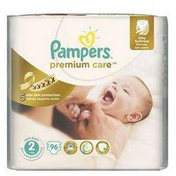 Pieluszki Pampers Premium Care New Baby Jumbo Pack vel. 2, 3-6kg, 96ks z kategorii Pieluchy jednorazowe