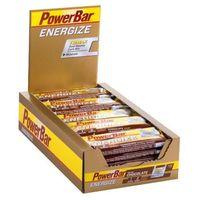 PowerBar Energize 25x55g (czekoladowy) - baton energetyczny