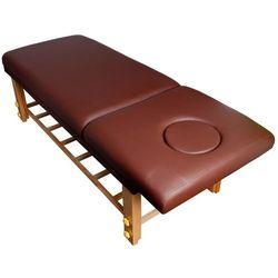 Komfort Stół do masażu  wood sa-002 brown