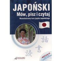 Japoński. Mów, Pisz I Czytaj + Cd (312 str.)