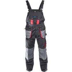 Spodnie robocze DEDRA BH2SO-XXL (rozmiar XXL/58) + Zamów z DOSTAWĄ JUTRO!