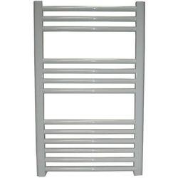 Grzejnik łazienkowy york - wykończenie proste, 500x800, biały/ral - paleta ral marki Thomson heating