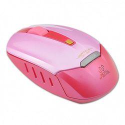Mysz E-Blue Vertical on air, optyczna, bezprzewodowa, różowa EMS148PR Darmowy odbiór w 20 miastach! z kategorii Myszy, trackballe i wskaźniki