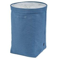 Kosz na pranie Aquanova Tur denim blue 60 cm, TURLAL-76