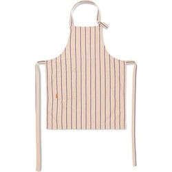 Fartuch kuchenny hale różowy marki Ferm living