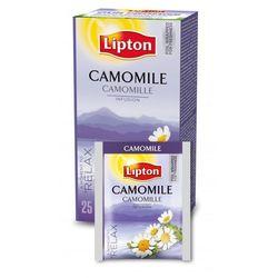 Herbata Lipton Camomile (Rumianek) 25 kopert foliowych