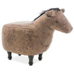 Pufa zwierzak - - konik konrad - brązowy marki Signal