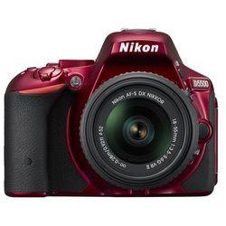 Nikon D5500, lustrzanka