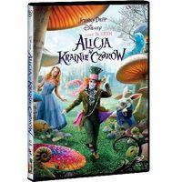 Alicja w Krainie Czarów. DVD