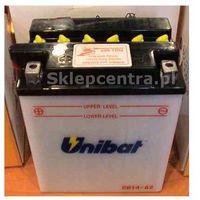 Akumulator motocyklowy Unibat YB14-A2 14Ah 190A