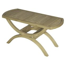 Stolik drewniany, Świerkowy Tavolino