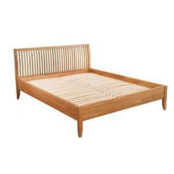 Signu design łóżko dębowe axis