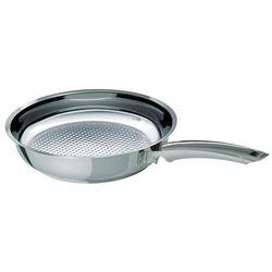 - patelnia crispy steelux premium 28 cm marki Fissler