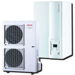 Pompa ciepła powietrze - woda excelia tri 14 - do powierzchni 140 - 180 m2 od producenta Atlantic