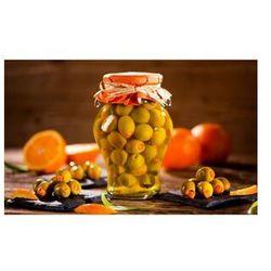 Oliwki Monzanilla nadziewane pomarańczą 300g (5900779757059)