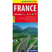 Francja mapa 1:1 050 000 ExpressMap
