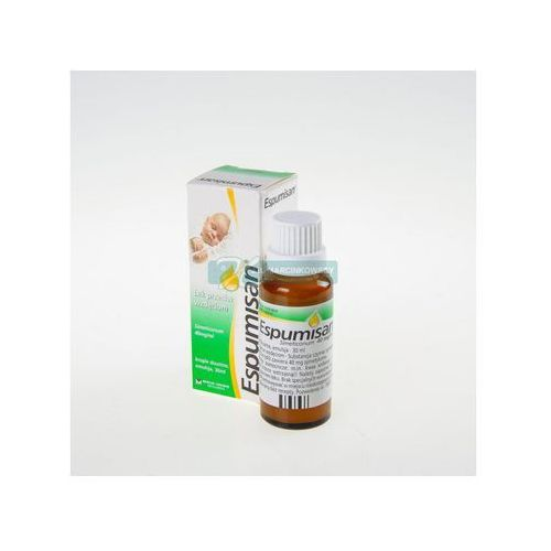 Espumisan, postać leku: krople