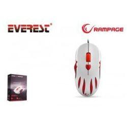 Mysz Rampage SMX-R3 White Darmowy odbiór w 20 miastach! - sprawdź w wybranym sklepie