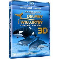 Delfiny i wieloryby: Plemiona oceanów (Blu-ray, wersja 3D), kup u jednego z partnerów