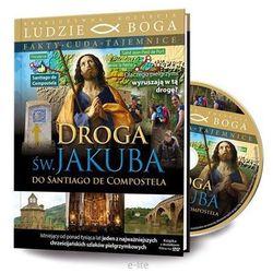 DROGA ŚW. JAKUBA DO SANTIAGO DE COMPOSTELA - Film DVD z serii: Ludzie Boga - sprawdź w wybranym sklepie