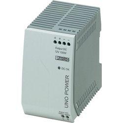 Zasilacz na szynę DIN Phoenix Contact UNO-PS/1AC/12DC/100W 12 V/DC 8.3 A 100 W 1 x - produkt z kategorii- Tra