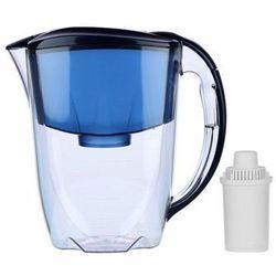 Dzbanek filtrujący ideal + 3 wkłady b100-15 niebieski marki Aquaphor