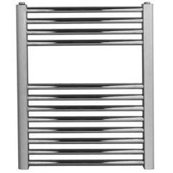 Grzejnik łazienkowy york - wykończenie proste, 500x600, owany marki Thomson heating