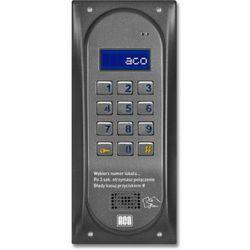 ACO CDNP6ACCS ST CENTRALA DOMOFONOWA grzałka LCD. RFID SLAVE, 9322