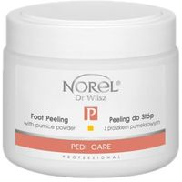 Norel (Dr Wilsz) FOOT PEELING WITH PUMICE POWDER Peeling do stóp z proszkiem pumeksowym (PP386)