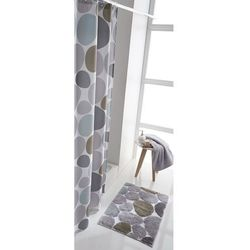 La redoute interieurs Zasłona prysznicowa z nadrukiem kamyków