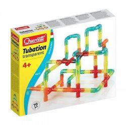 Quercetti Transparent tubation zestaw konstrukcyjny (8007905041772)