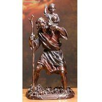 Figurka Święty Krzysztof na prezent
