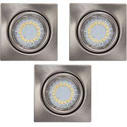 Zestaw Opraw Stropowych SPOTLIGHT Cristaldream 2305329 Satynowy - z kategorii- pozostałe oświetlenie