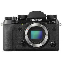 Fujifilm  x-t2 body + karta sandisk 32 gb 80mb/s gratis