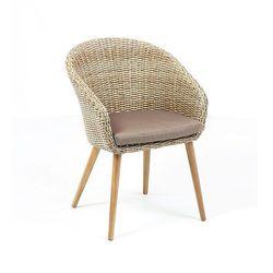 Krzesło ogrodowe tamara od producenta Miloo